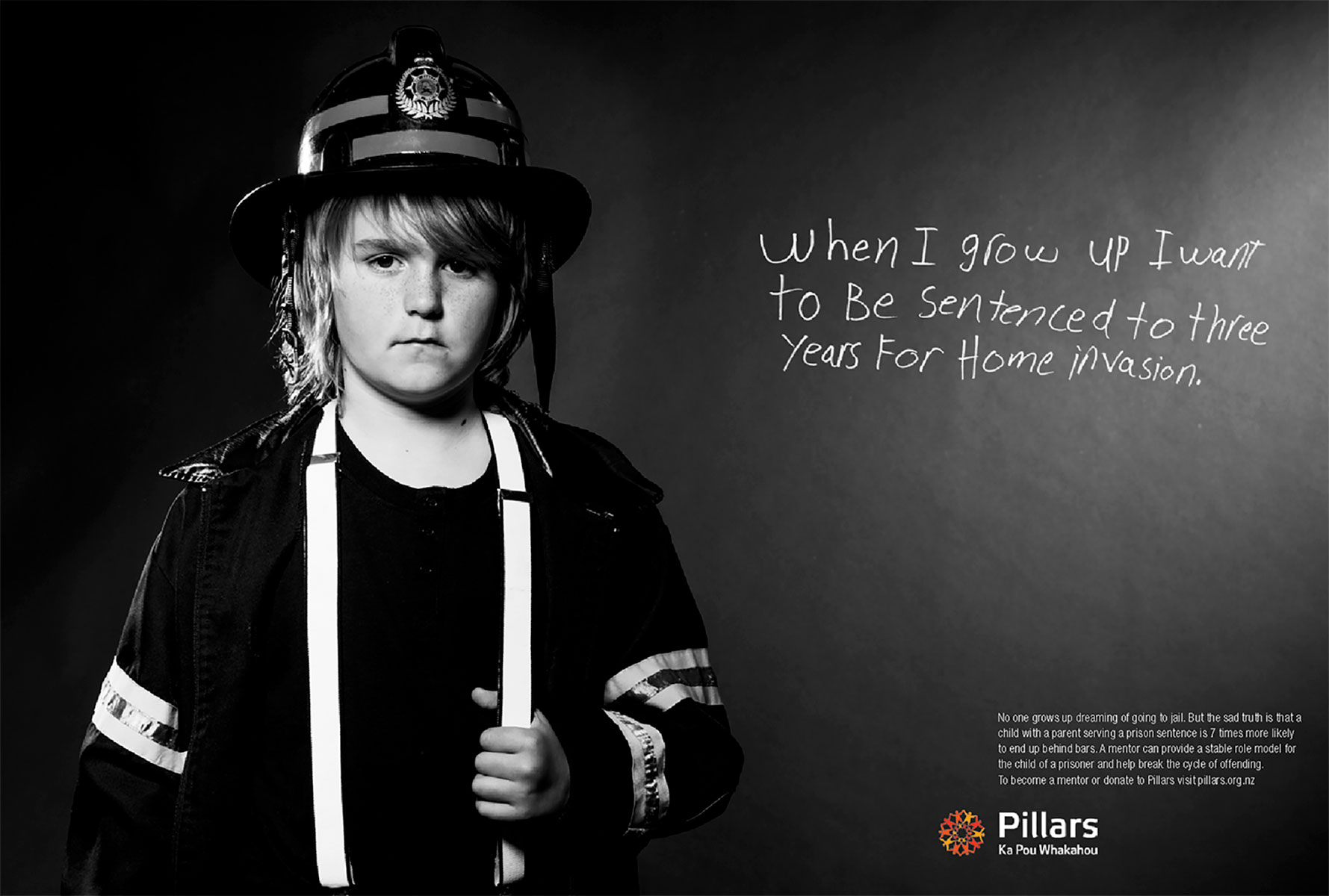 VICKI LEOPOLD - Pillars, Children of Prisoners Campaign